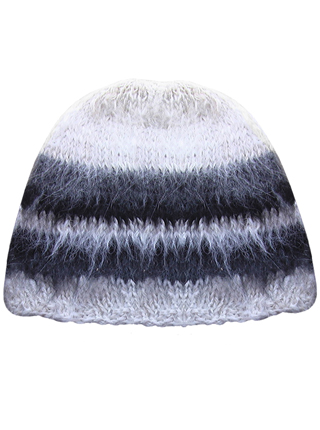 White Andean Hat