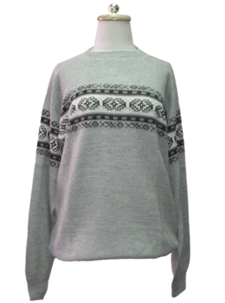 Sweater Andean - Grey