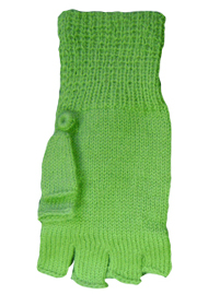 Green Gloves / Mittens