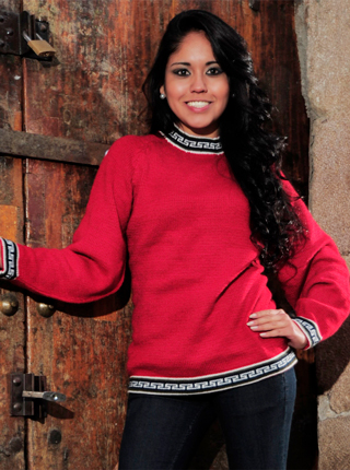 Cholitas Alpaca Sweater