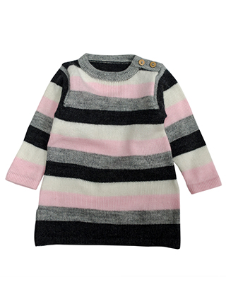 Striped Sweater - Waylla