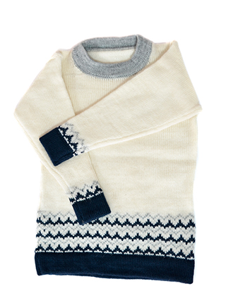 Long Sweater - Sayri