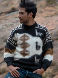 Sweater Rustic - Natural Color