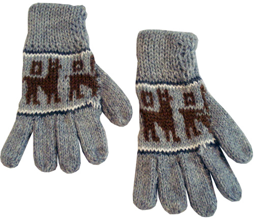 Light Brown Gloves for Kids (ages 3 to 5)