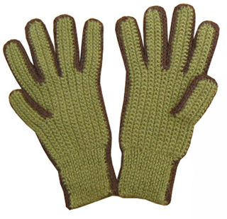 Hand Knitted Gloves
