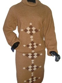 Rhombus Brown Set