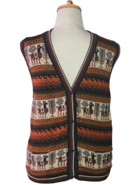 Tarjetero Model Vest - For Men