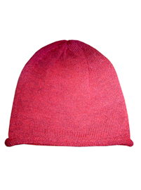 Red Solid Cap