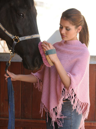 Waves Poncho
