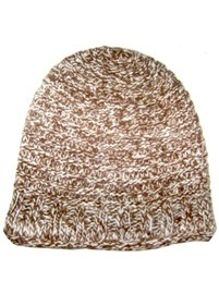Melange Cap - Brown Rustic