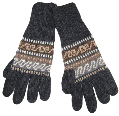 Gloves - Gray