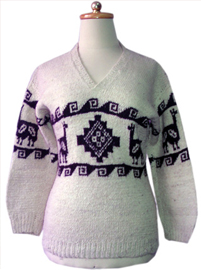 Andina Rustic Sweater