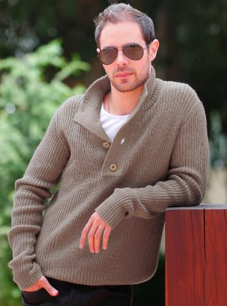 Sweater - Light Brown
