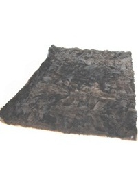 Alpaca Black Rug (Single Size)
