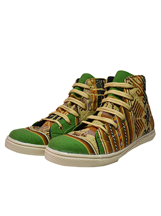 Green Awayo shoes for her