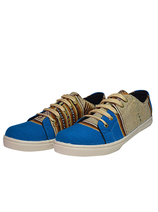 Blue awayo shoes for her