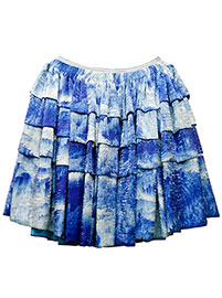 Cholita Skirt - Sisa